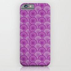 Circular Wave iPhone 6 Slim Case