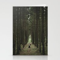 The Woods of St Olof Stationery Cards
