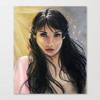 Princess Tamina Canvas Print