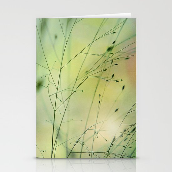 Grass Stationery Card