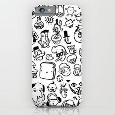 Comic Sans iPhone 6 Slim Case
