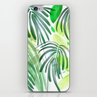 garden house iPhone & iPod Skin