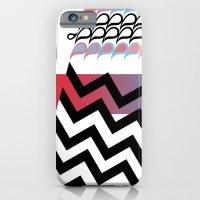 Paisley Chevrons iPhone 6 Slim Case