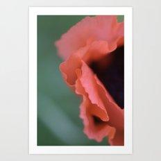 Simplicity. Art Print
