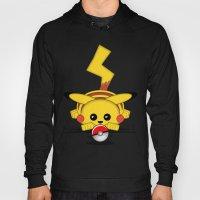 Pouncing Pikachu Hoody