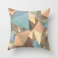 Renaissance Triangle Pyr… Throw Pillow