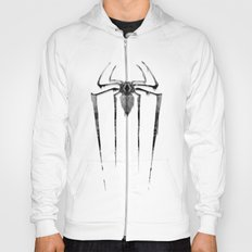 Amazing Spiderman B/W Hoody