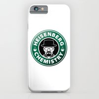 Heisenberg Chemistry - Breaking Bad iPhone 6 Slim Case