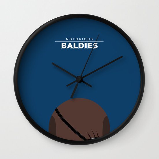 Nick Fury Wall Clock