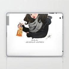 Jessica Jones Laptop & iPad Skin