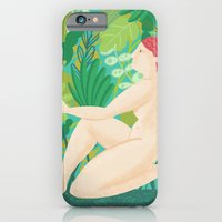 Jane of the Jungle iPhone 6 Slim Case