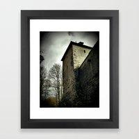 Wagsauterturm  Framed Art Print
