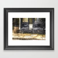 Pub Resting Place Art Framed Art Print