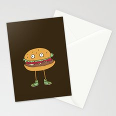 Food w/ Legs - No. 2 Stationery Cards