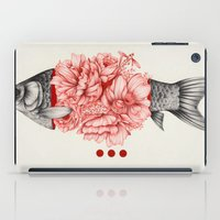 To Bloom Not Bleed III iPad Case