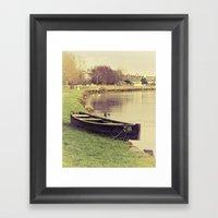 Irish Cot Framed Art Print