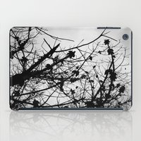 Spooky Tree Silhouette iPad Case