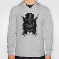 Skull Hat Hoody