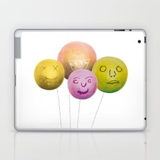 Happy Balloons Laptop & iPad Skin