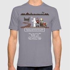 Aragorn Trail SMALL Slate Mens Fitted Tee