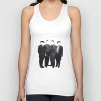 Old Friends Unisex Tank Top