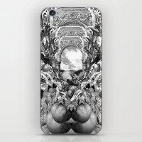 INTERDIMENSIONAL DOORWAY iPhone & iPod Skin