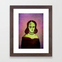 Prophets Of Fiction - Ma… Framed Art Print