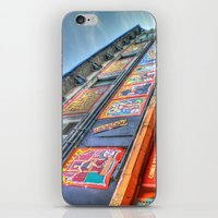 Coney Island USA Building iPhone & iPod Skin