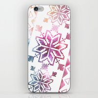 Neo-Ro Pattern iPhone & iPod Skin