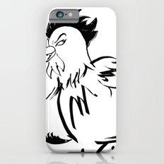 Man Eating Chicken 002 Slim Case iPhone 6s