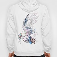 Like Soaring Through The… Hoody