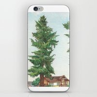 Neighbor's Tree iPhone & iPod Skin