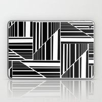 STRIPED PATCHWORK Laptop & iPad Skin