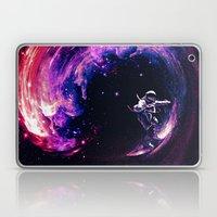 Space Surfing Laptop & iPad Skin