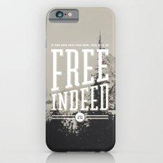 Free Indeed - Photo Slim Case iPhone 6s