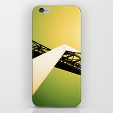 The Tranporter 4 iPhone & iPod Skin