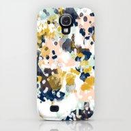 Sloane - Abstract Painti… Galaxy S4 Slim Case