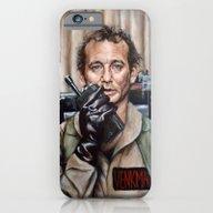 Bill Murray / Ghostbuste… iPhone 6 Slim Case