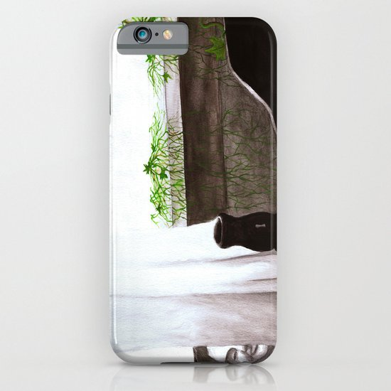 """""""Give Up"""" by Cap Blackard iPhone & iPod Case"""