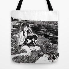 Nightingale I Tote Bag