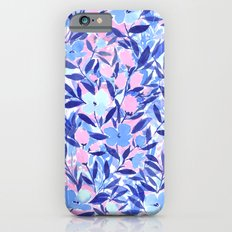 Nonchalant Blue iPhone 6 Slim Case