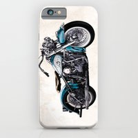iPhone & iPod Case featuring Old School by Art Edel