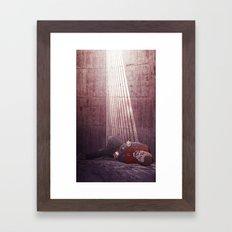 Ten of Swords (Jesse Pinkman - Breaking Bad) Framed Art Print