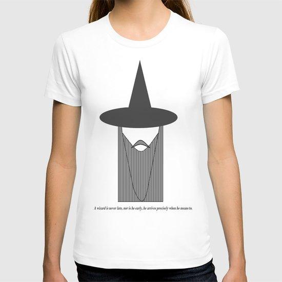 Gandalf Minimalist T-shirt