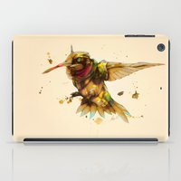 android hummingbird iPad Case