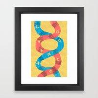 PAHL PRINT Framed Art Print