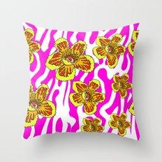 girly Throw Pillow