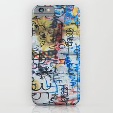 Arezzo Graffiti iPhone 6 Slim Case
