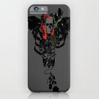 Tattoo Skull iPhone 6 Slim Case