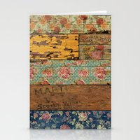Barroco Style Stationery Cards